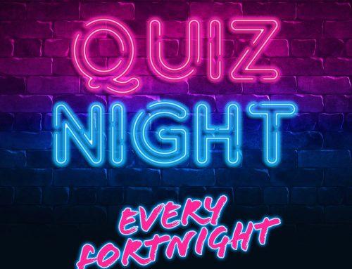 Saturday Quiz Nights